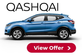 View Qashqai Offer